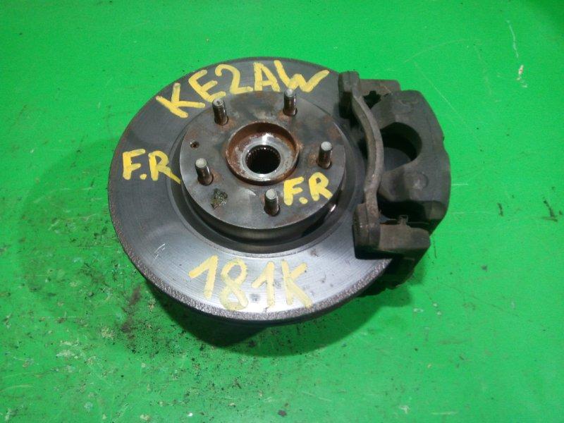 Ступица Mazda Cx-5 KE2AW передняя правая (б/у)