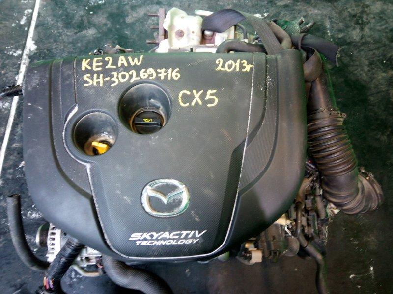 Двигатель Mazda Cx-5 KE2AW SHVPTS 2013 (б/у)