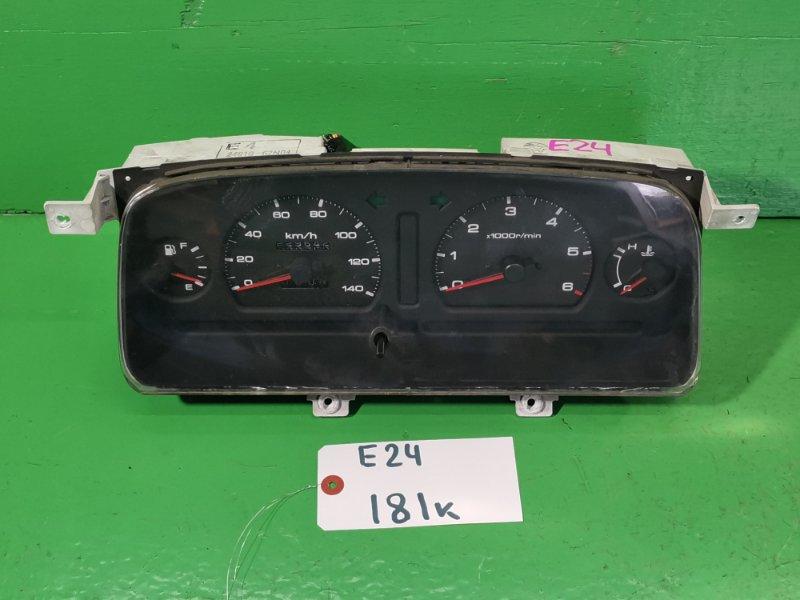 Спидометр Nissan Caravan E24 TD27 (б/у)
