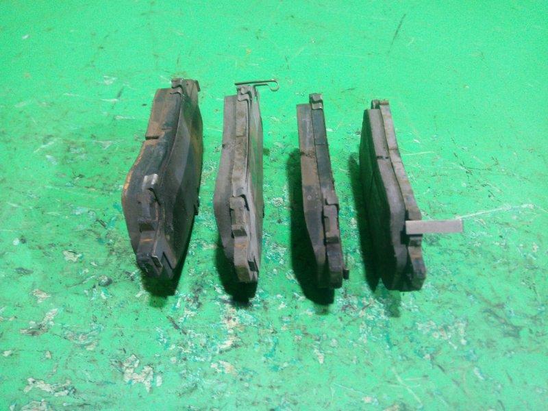 Тормозные колодки Mazda Cx-5 KE2AW переднее (б/у)
