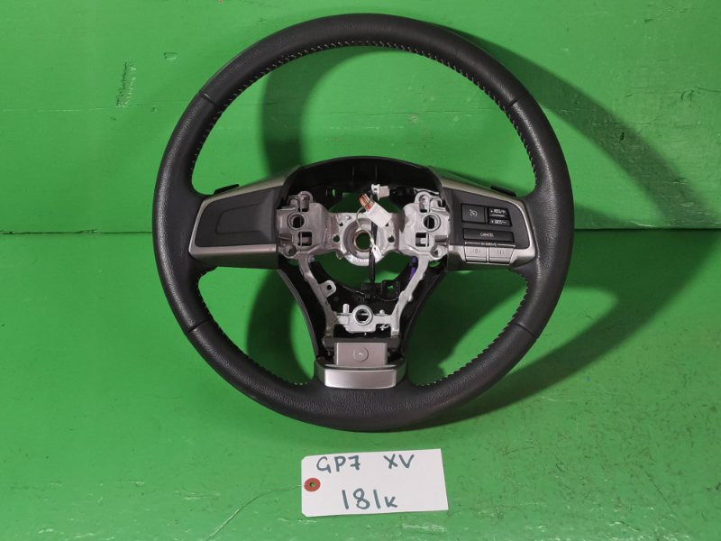 Руль Subaru Xv GP7 (б/у)