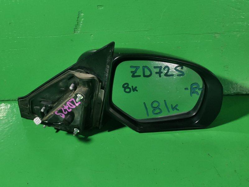 Зеркало Suzuki Swift ZD72S правое (б/у)