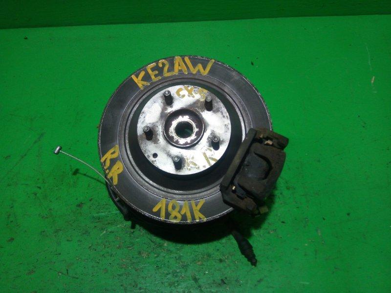 Ступица Mazda Cx-5 KE2AW задняя правая (б/у)