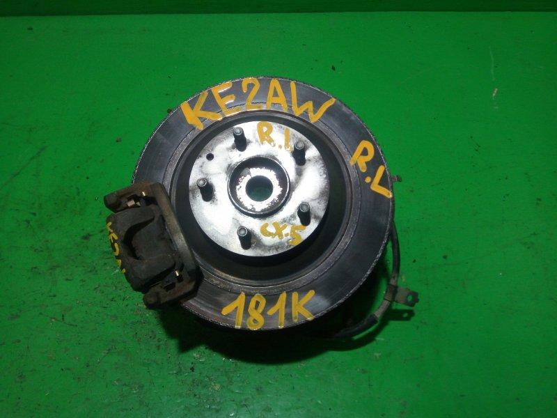 Ступица Mazda Cx-5 KE2AW задняя левая (б/у)