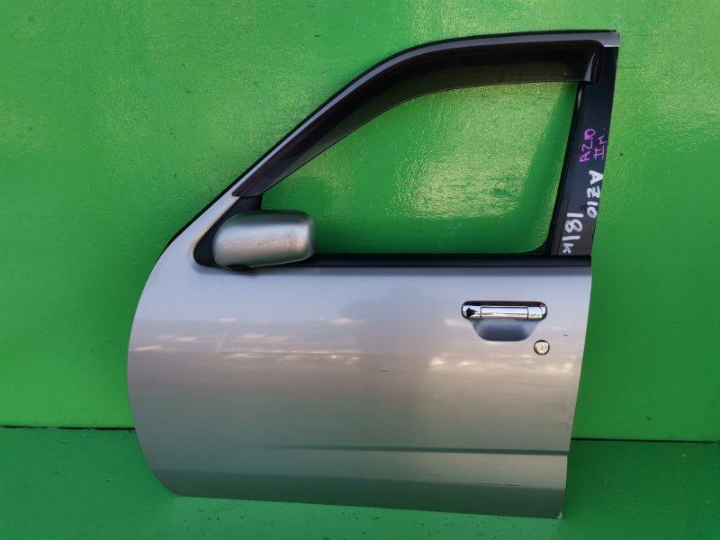 Дверь Nissan Cube Z10 передняя левая (б/у)