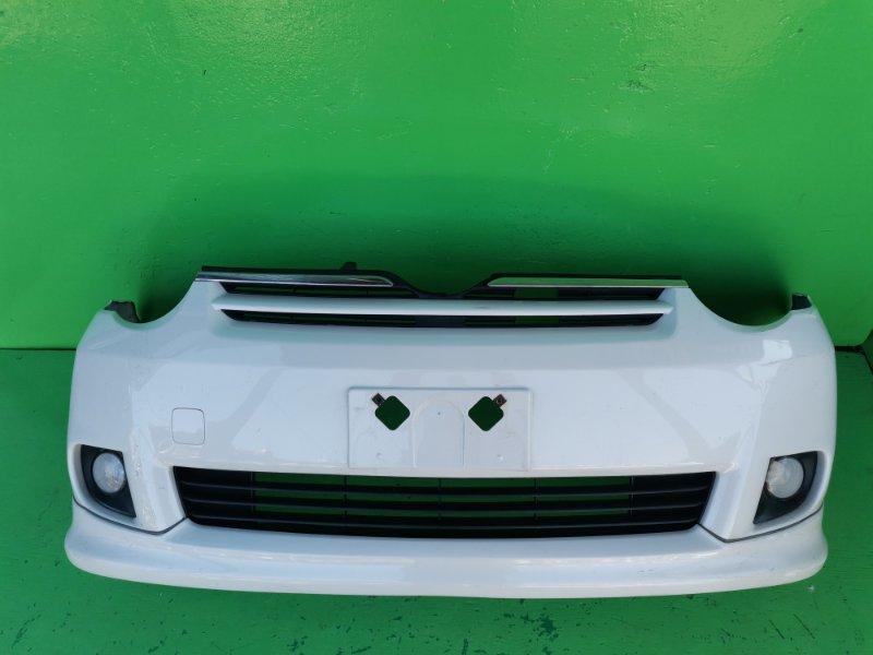 Бампер Toyota Sienta NCP85 передний (б/у)
