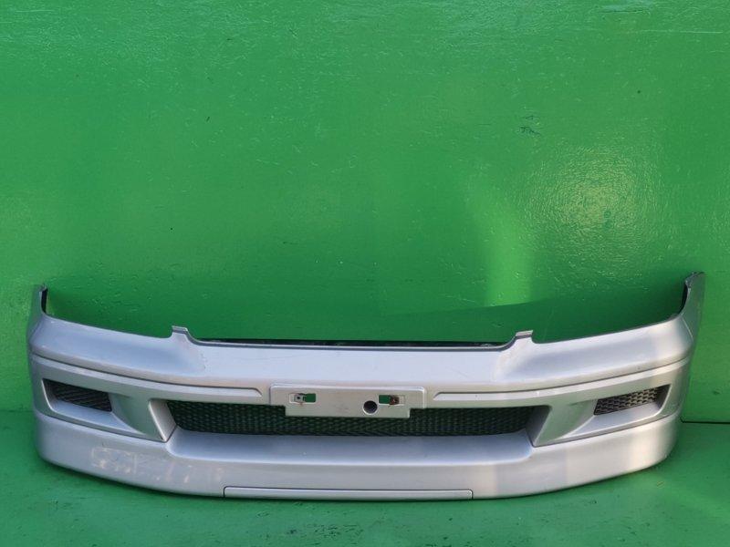 Бампер Mitsubishi Lancer Cedia CS5W передний (б/у)