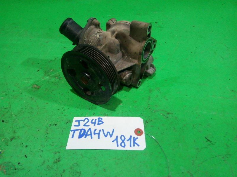 Помпа Suzuki Escudo TDA4W J24B 2008 (б/у)