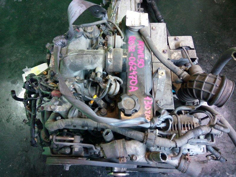 Двигатель Nissan Elgrand E50 QD32-ETI (б/у)