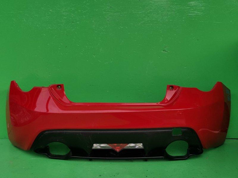 Бампер Toyota Gt86 ZN6 задний (б/у)
