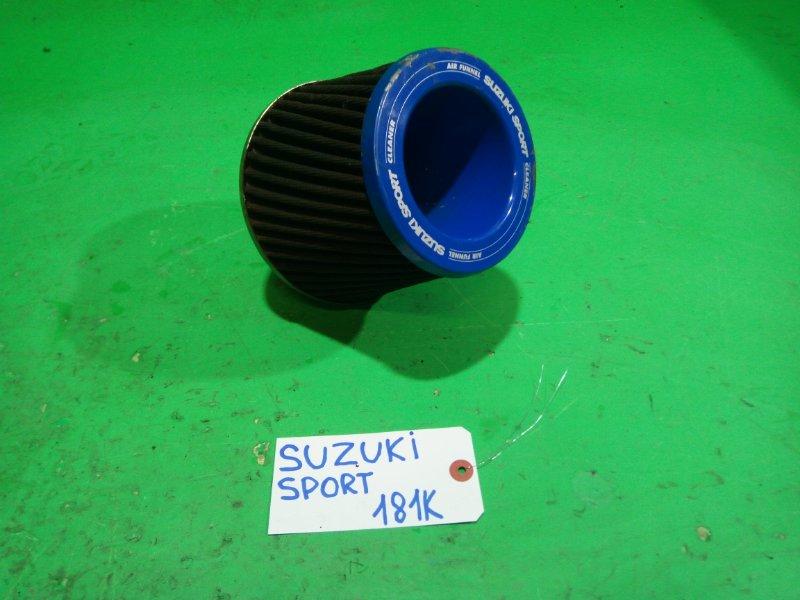 Фильтр воздушный Suzuki Jimny JB23W (б/у)
