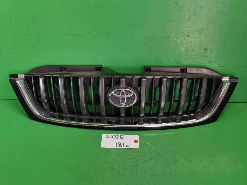 Решетка радиатора Toyota Cami J102E (б/у)
