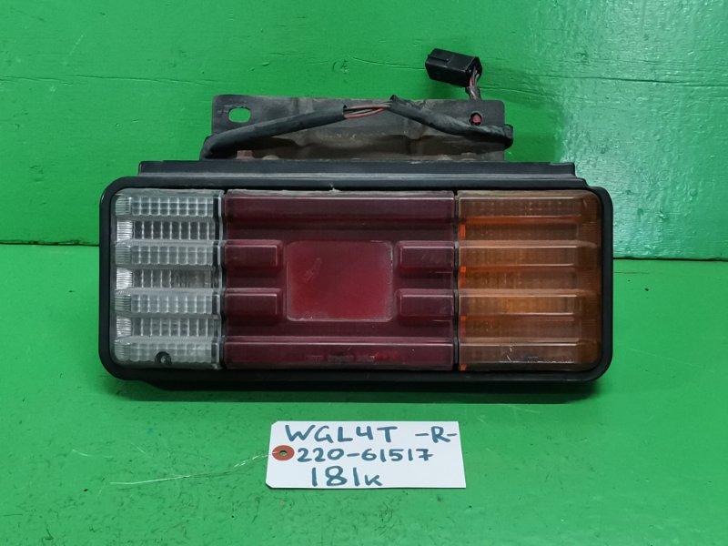 Стоп-сигнал Mazda Titan WGL4T правый (б/у)