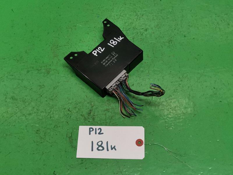 Блок управления Nissan Primera P12 (б/у)
