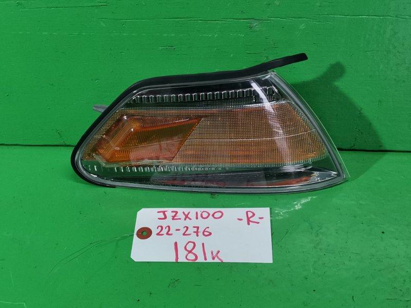 Габарит Toyota Mark Ii JZX100 правый (б/у)