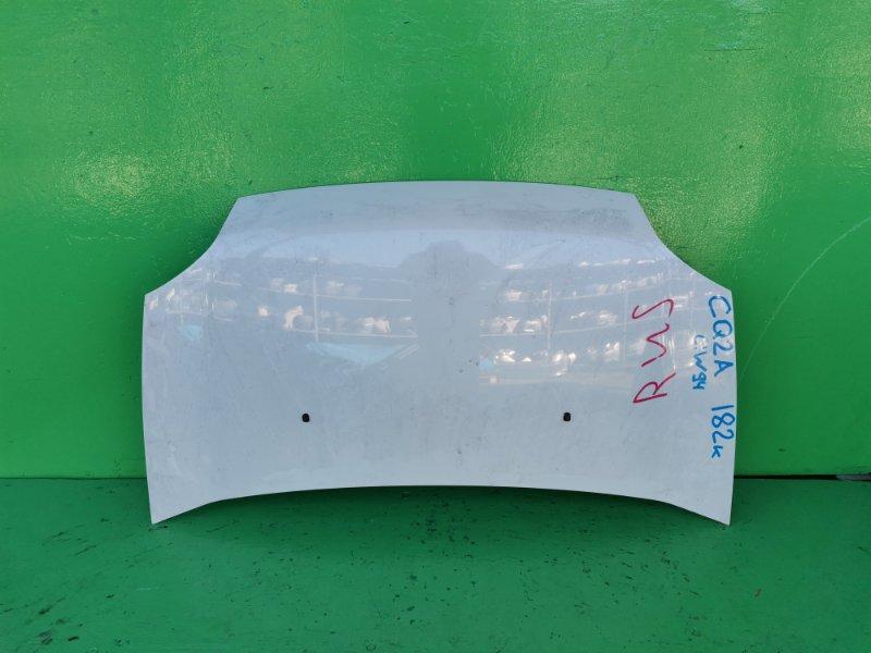 Капот Mitsubishi Dingo CQ2A (б/у)