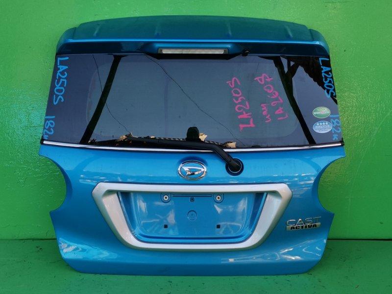 Дверь задняя Daihatsu Cast LA250S (б/у)
