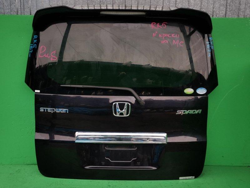 Дверь задняя Honda Step Wagon RK5 (б/у)