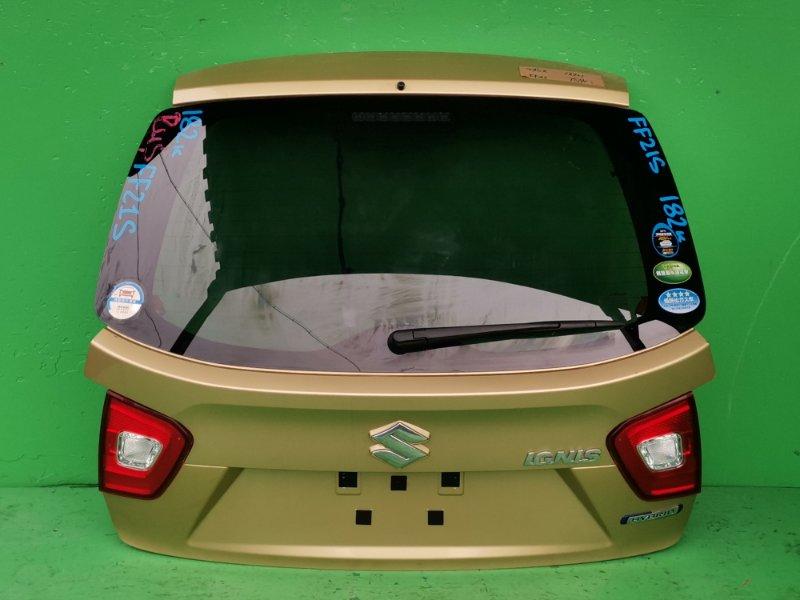 Дверь задняя Suzuki Ignis FF21S (б/у)