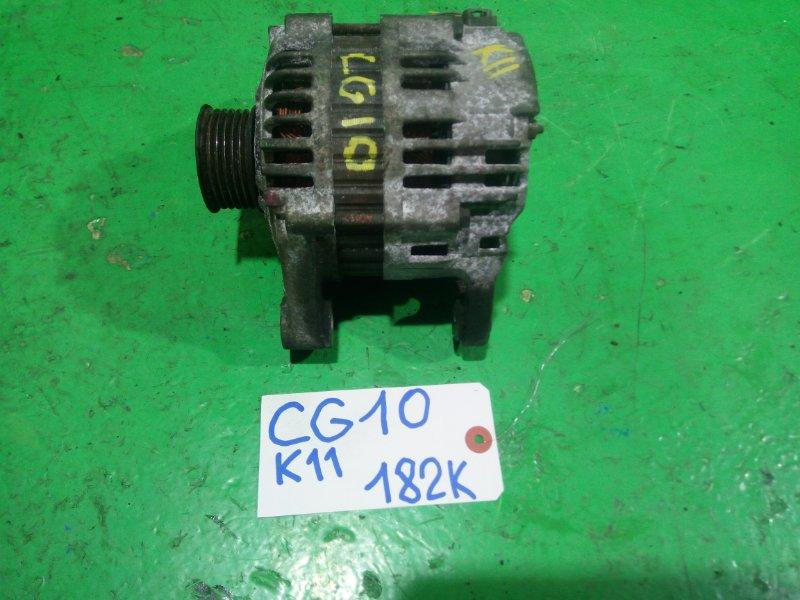 Генератор Nissan March K11 CG10 (б/у)