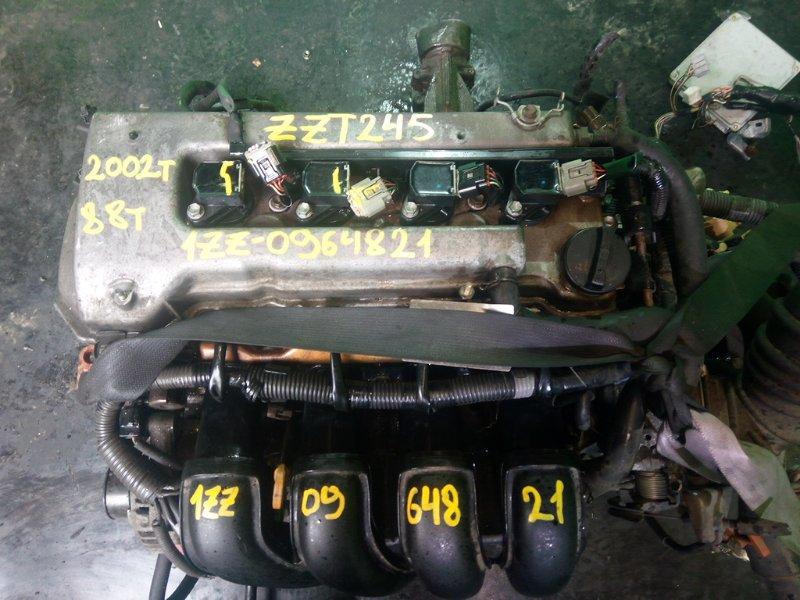 Двигатель Toyota Allion ZZT245 1ZZ-FE 2002 (б/у)