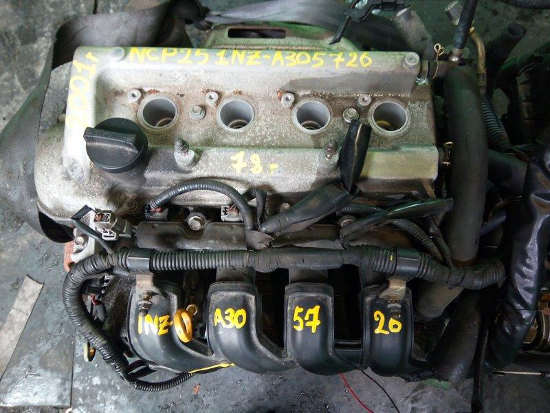 Двигатель Toyota Funcargo NCP25 1NZ-FE 2001 (б/у)