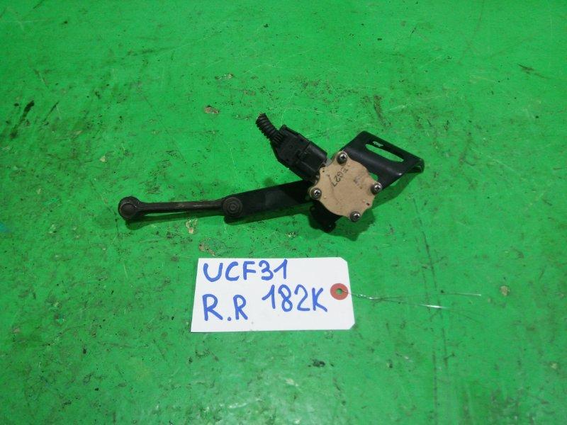 Датчик контроля высоты Toyota Celsior UCF31 задний правый (б/у)