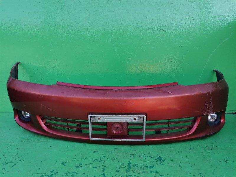 Бампер Toyota Allion ZZT245 передний (б/у)