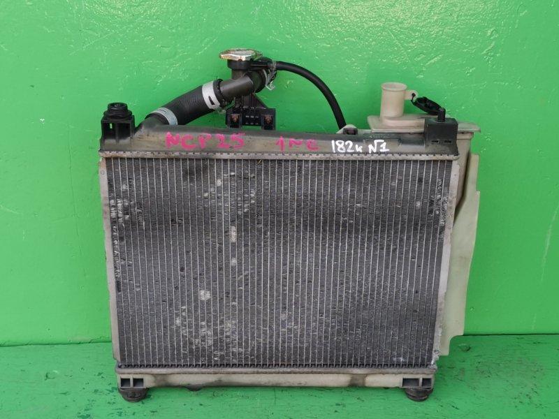 Радиатор основной Toyota Funcargo NCP25 (б/у) N1
