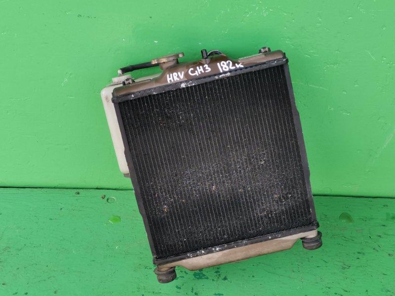 Радиатор основной Honda Hrv GH3 (б/у)