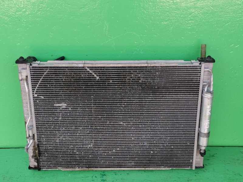 Радиатор основной Nissan Skyline V36 VQ25-HR (б/у)
