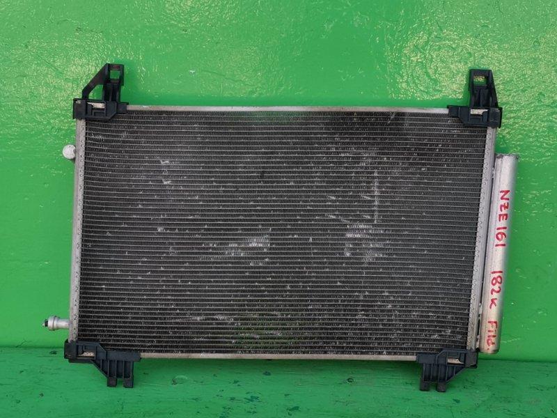 Радиатор кондиционера Toyota Fielder NZE161 1NZ-FE (б/у)