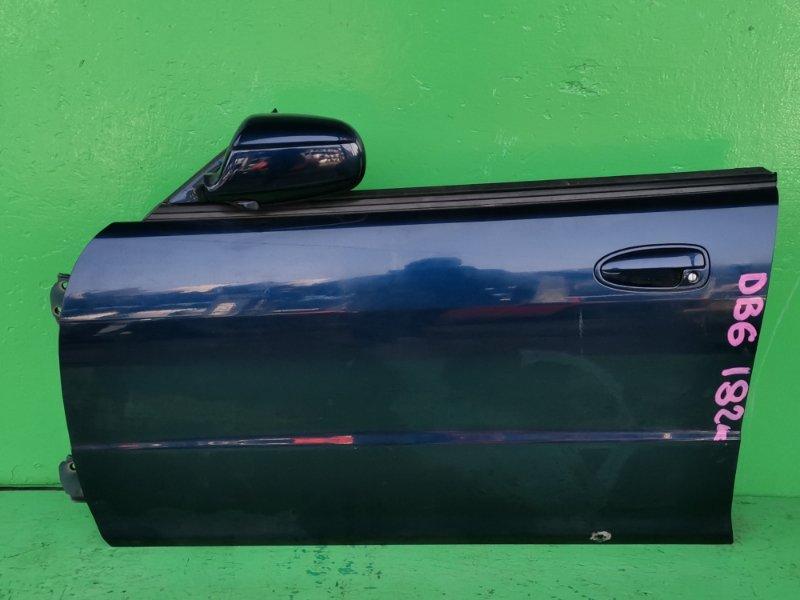 Дверь Honda Integra DB6 передняя левая (б/у)