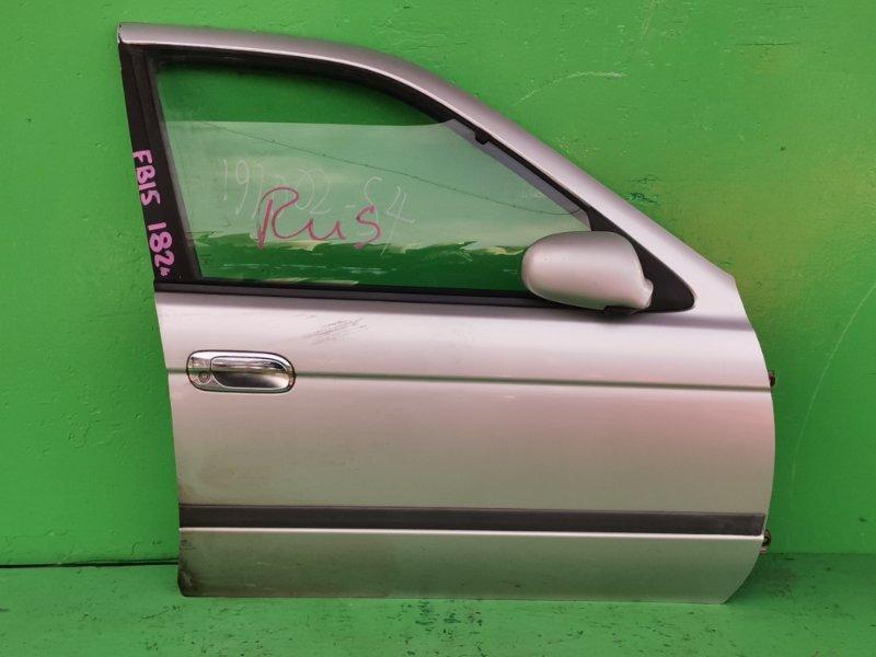 Дверь Nissan Sunny FB15 передняя правая (б/у)