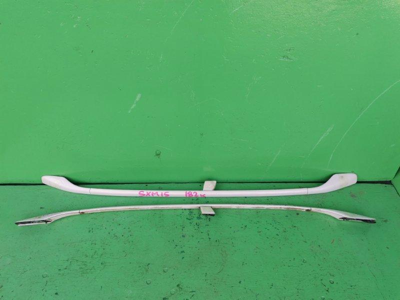 Рейлинги Toyota Ipsum SXM15 (б/у)