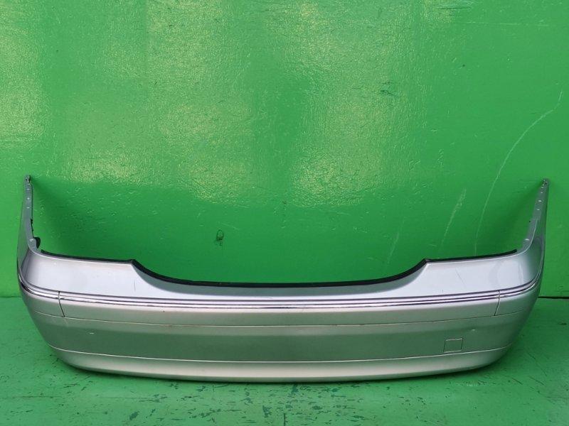 Бампер Mercedes C240 W203 задний (б/у)