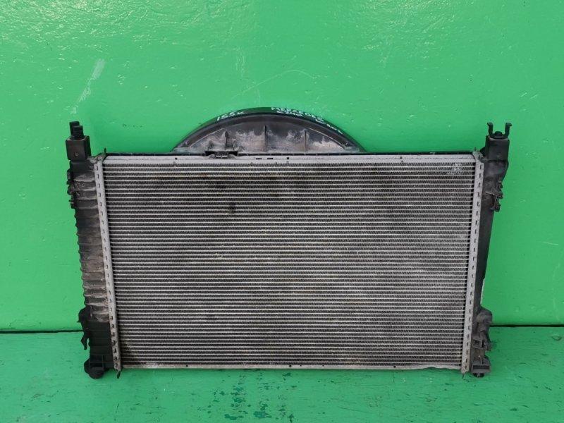 Радиатор основной Mercedes C240 W203 (б/у)