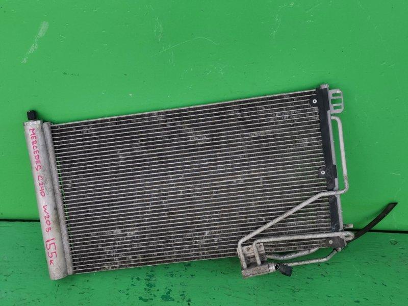 Радиатор кондиционера Mercedes C240 W203 (б/у)