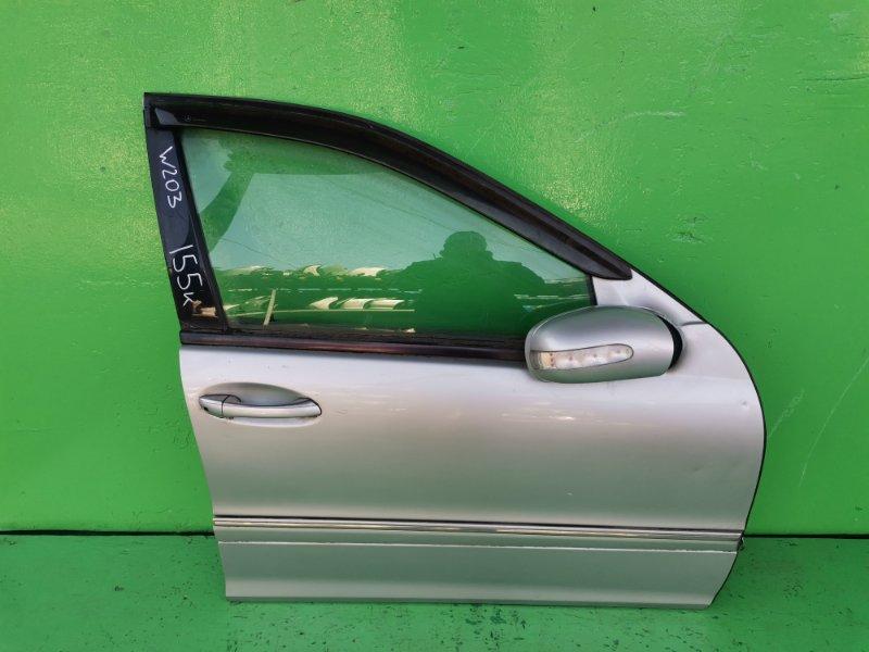 Дверь Mercedes C240 W203 передняя правая (б/у)