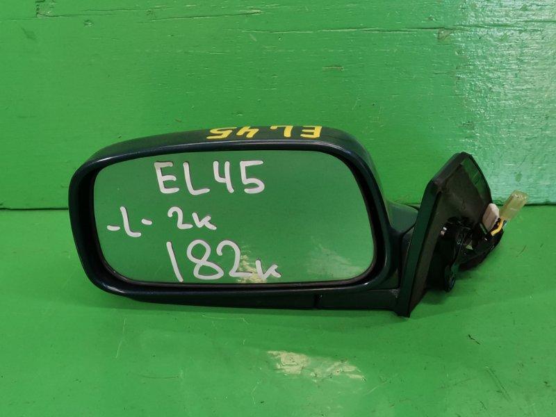 Зеркало Toyota Corsa EL45 левое (б/у)