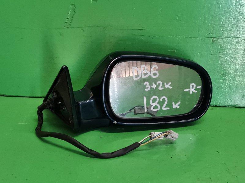 Зеркало Honda Integra DB6 правое (б/у)