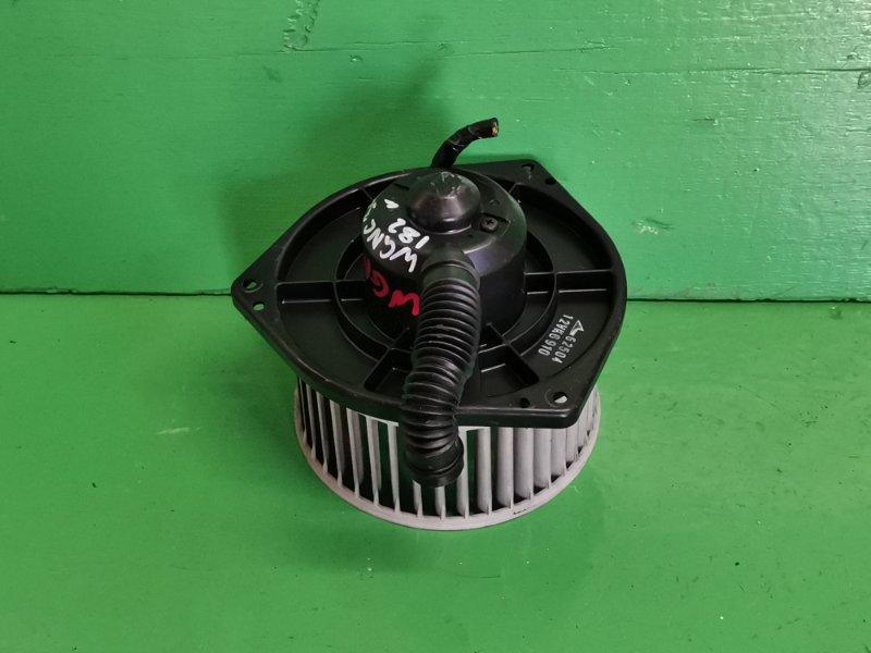 Мотор печки Nissan Stagea WGNC34 (б/у)
