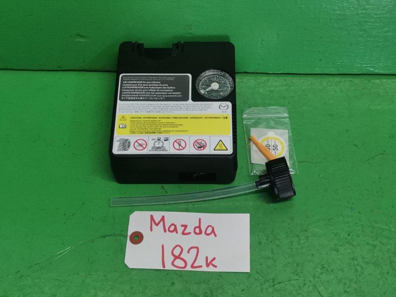 Компрессор для колес Mazda (б/у)
