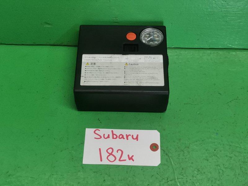 Компрессор для колес Subaru (б/у)
