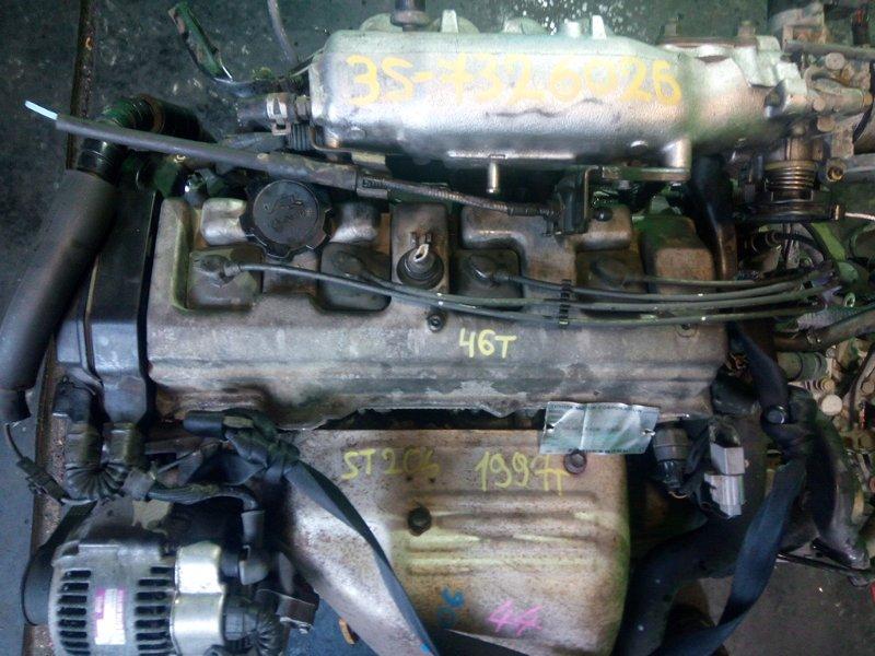 Двигатель Toyota Curren ST206 3S-FE 1997 (б/у)