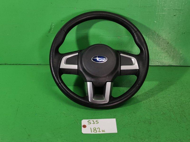 Руль Subaru Forester SJ5 (б/у)