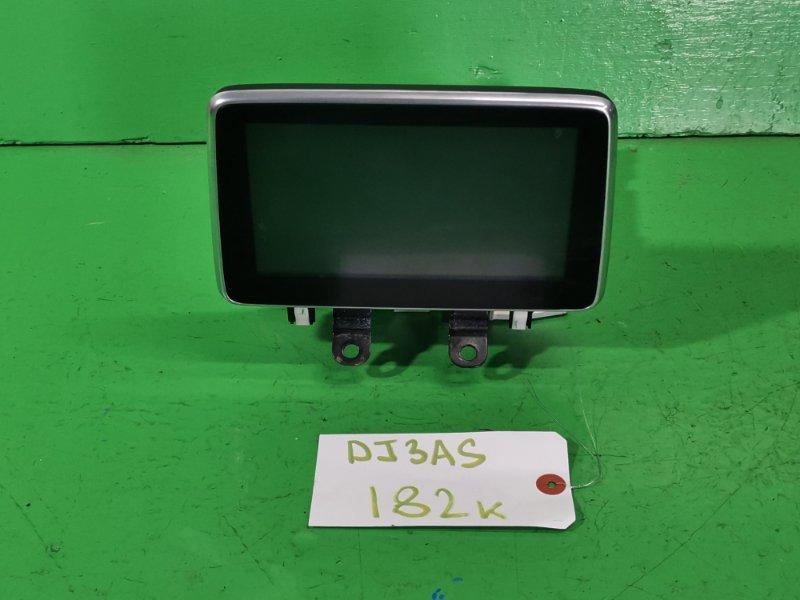 Монитор Mazda Demio DJ3AS (б/у)