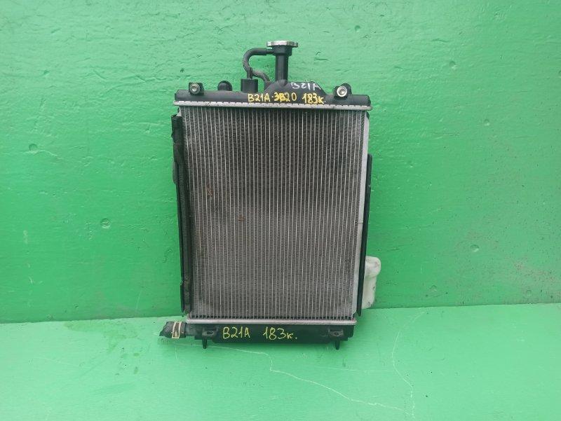 Радиатор основной Nissan Dayz Roox B21A 3B20 (б/у)