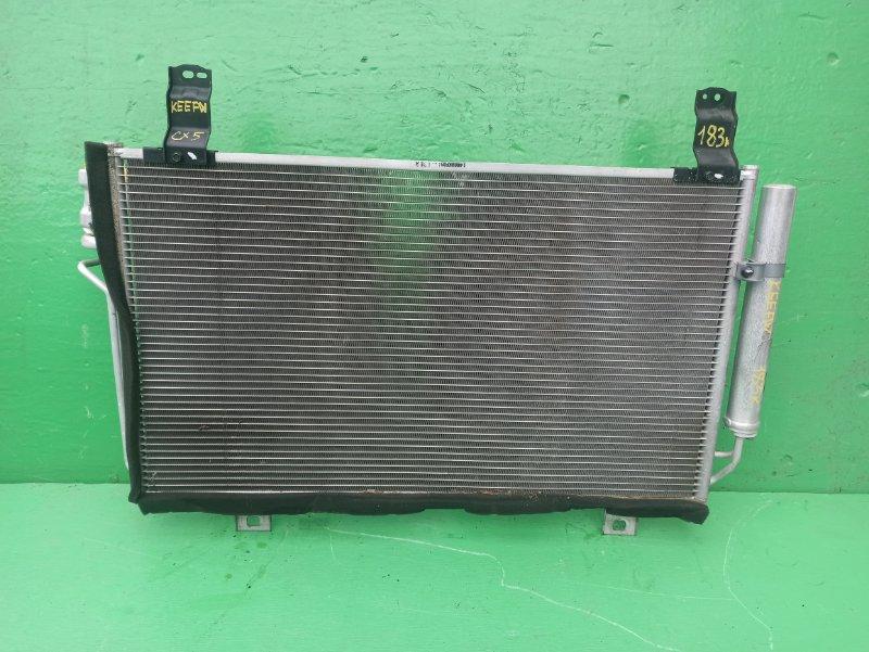 Радиатор кондиционера Mazda Cx-5 KEEFW (б/у)