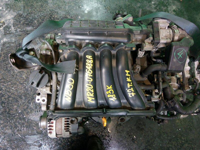 Двигатель Nissan Lafesta B30 MR20-DE (б/у)